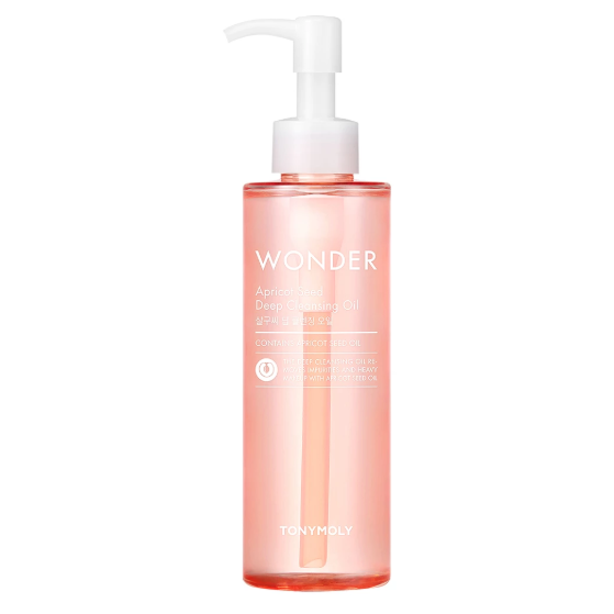 Tony Moly Wonder Apricot Deep Cleansing Oil