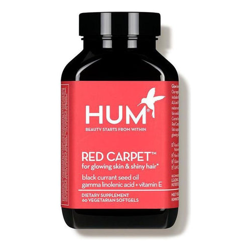 HUM Nutrition Red Carpet