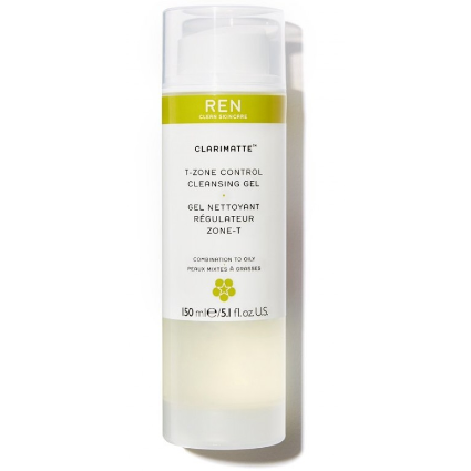 REN Clarimatte T-Zone Cleansing Gel