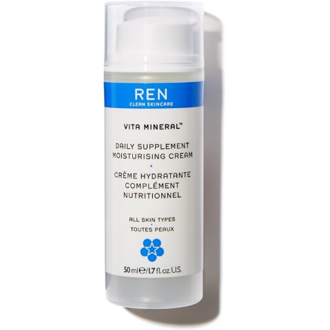 REN VitaMineral Daily Supplement Moisturizing Cream