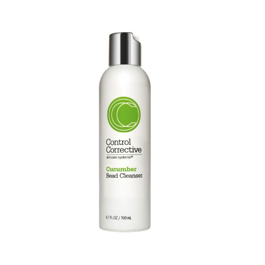 Control Corrective Cucumber Bead Cleanser