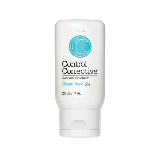Control Corrective Clear Med 5%