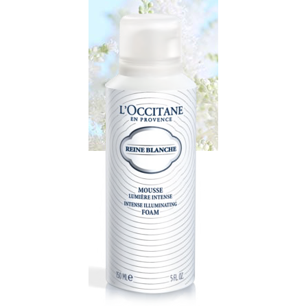 L'Occitane Blanche Intense Illuminating Foam