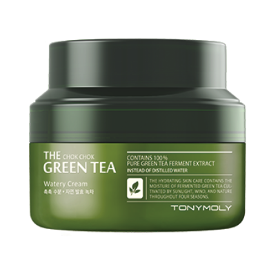 TONY MOLY The Chok Chok Green Tea Watery Moisture Cream