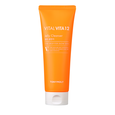 TONY MOLY Vital Vita 12 Jelly Cleanser