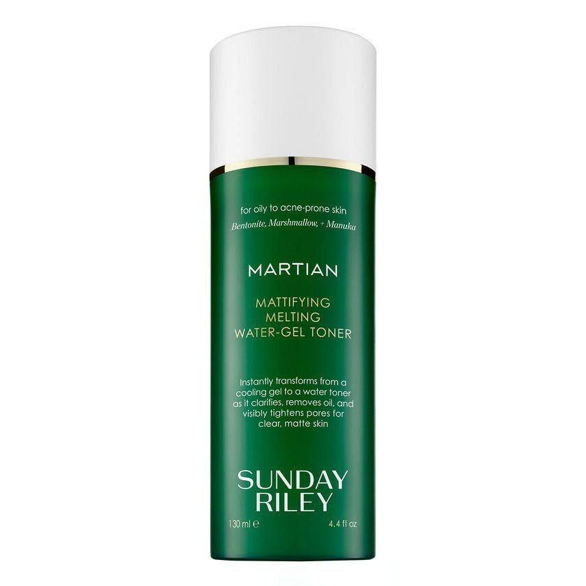 Sunday Riley Martian Mattifying Melting Water-Gel Toner 4.4 oz