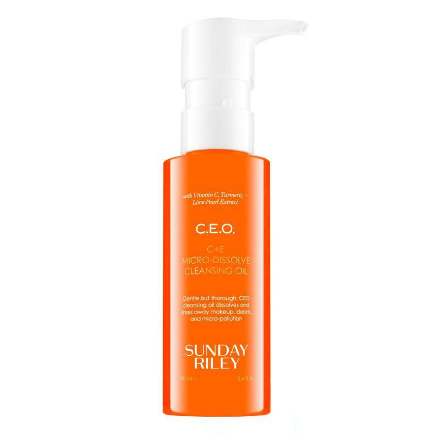 Sunday Riley C.E.O + E Micro-Dissolve Cleansing Oil