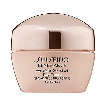 Shiseido Benefiance WrinkleResist24 Day Cream Broad Spectrum SPF 18