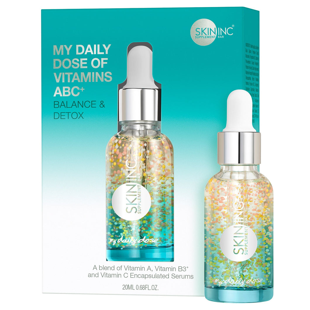 Skin Inc. My Daily Dose® of Vitamins ABC+ Wonder Serum-Balance & Detox