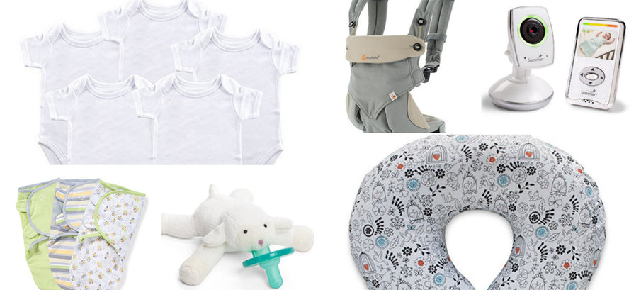 10 Must-Have Products for New Moms