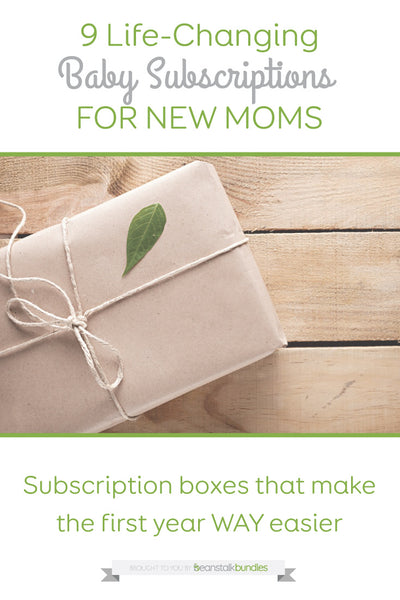 9 Life-Changing Baby Subscriptions for New Moms