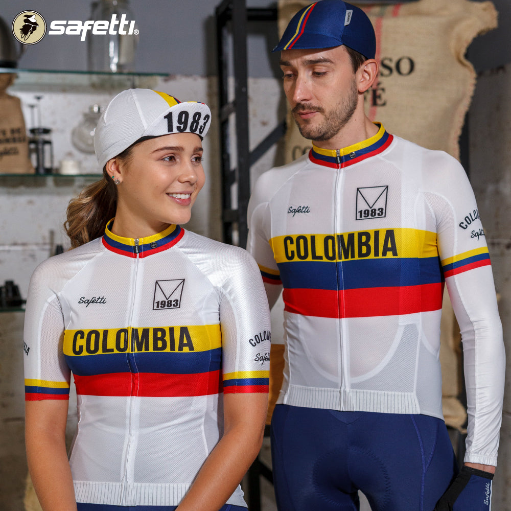 Pre-order Monument II - Colombia Varta - Long Sleeve Jersey. Men