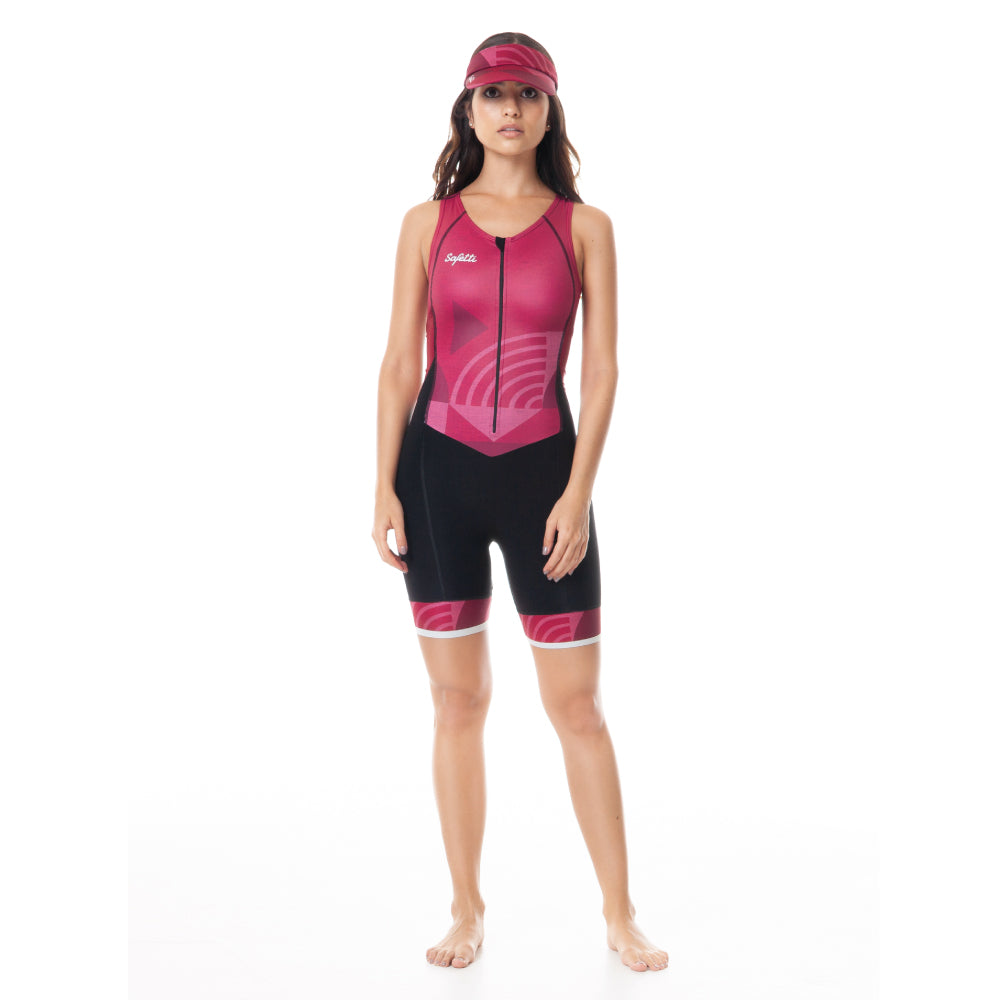 Pre-order Trascendenza - Ephemeral - Triathlon Skinsuit. Women