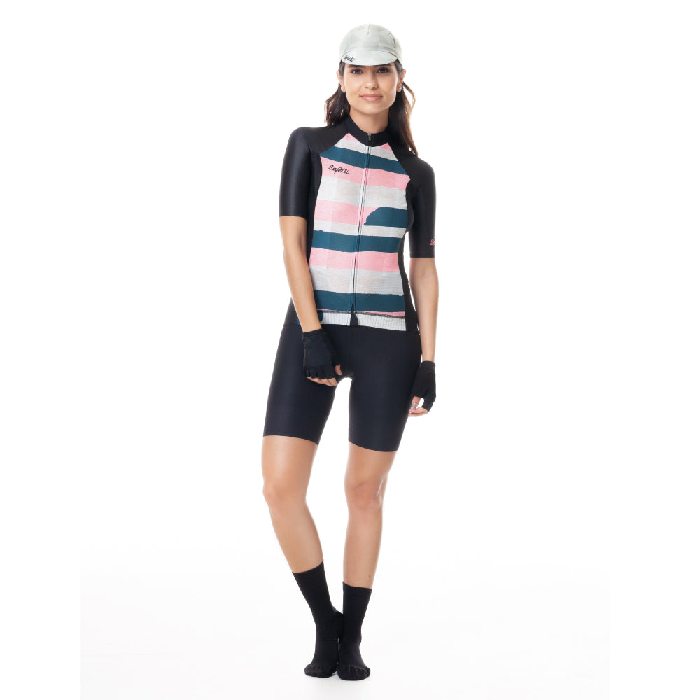 Trascendenza - Aurora - Short Sleeve Jersey. Women