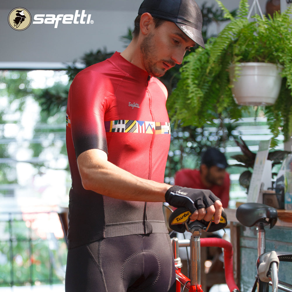 Pre-order Monument II - Epic Cycling - Short Sleeve Jersey. Men