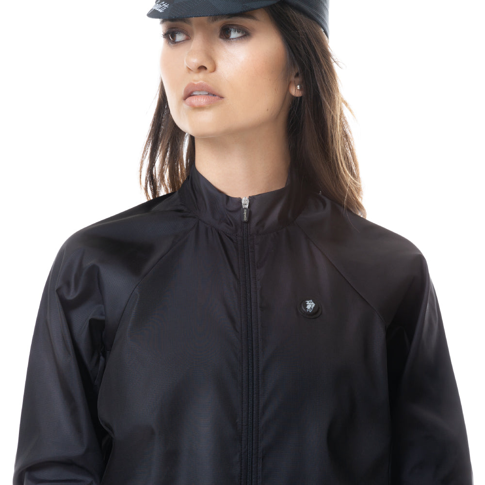 Trascendenza - Ferrara - Wind breaker Jacket. Women