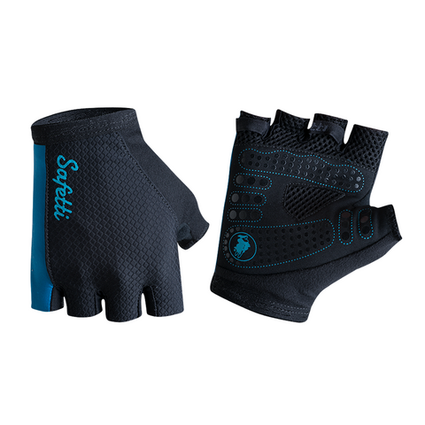 EM-II'17 - Essenziale Azur - Cycling Gloves. Unisex