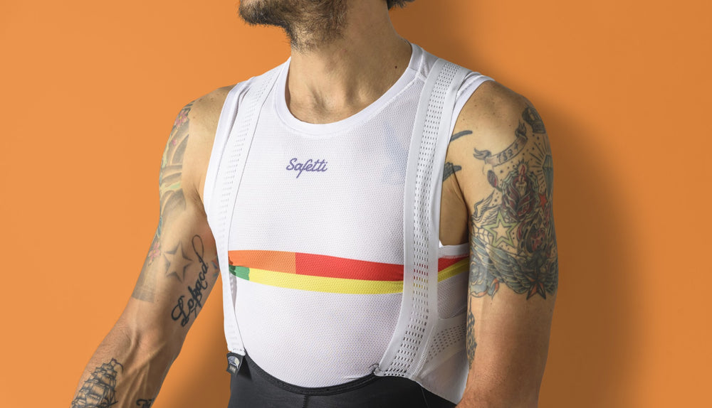 Pre-order Respirare - Colore - Cycling Shirt. Men