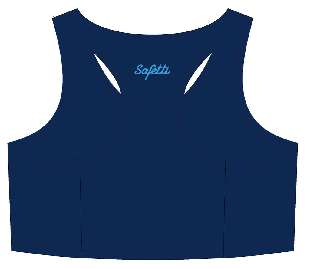 CWA - Sport Bra Blue. Women