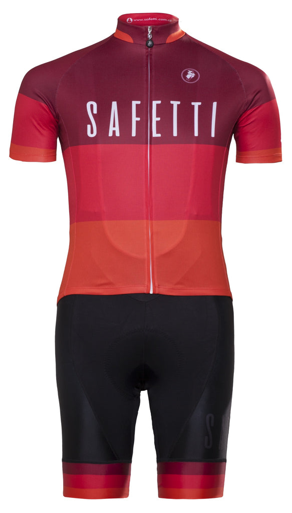 Classic - Platinum DUO Cycling Bib Short. Men