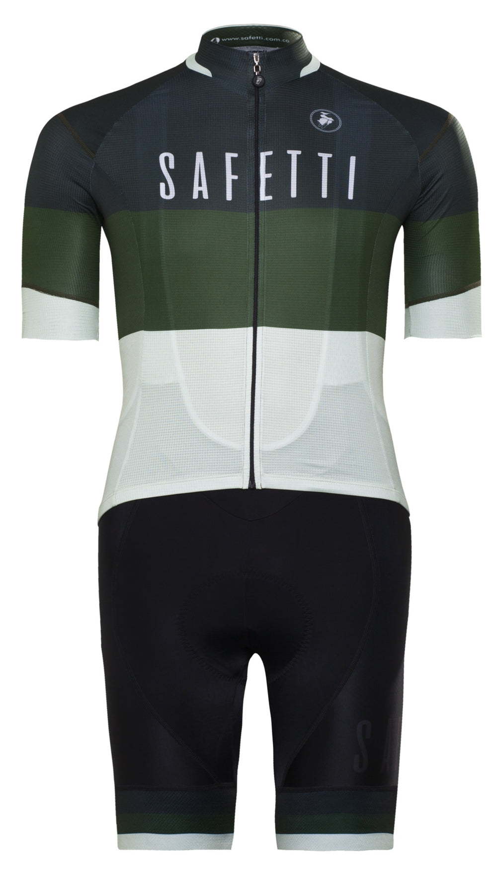 Premium - Platinum GCC Cycling Bib Short