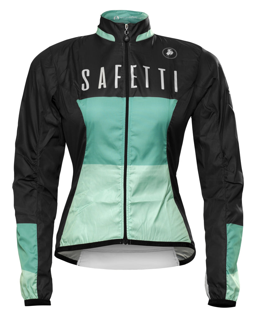 Rain - Rebel Cycling Jacket. Women
