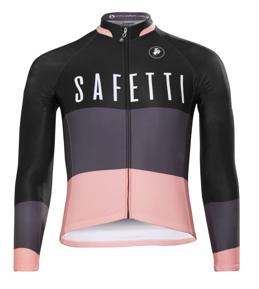 Early Winter - Thermal Cycling Long Sleeve Jersey