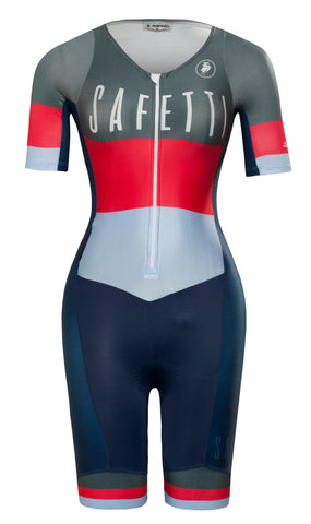 Custom - Milano Cycling Skinsuit. Women