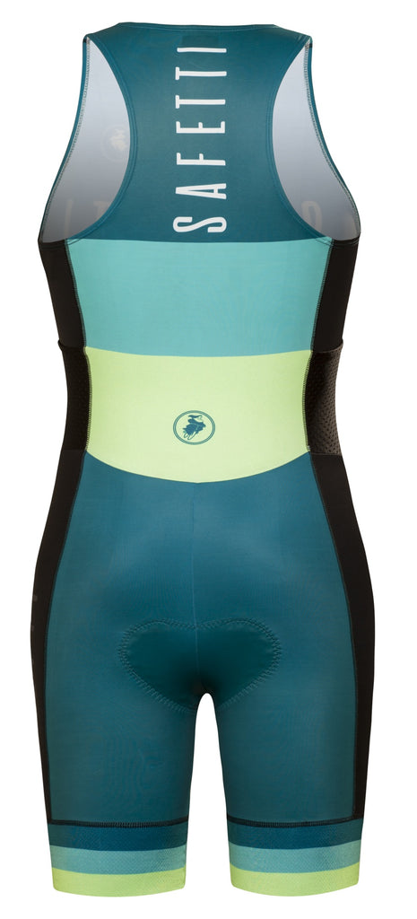 Premium - BIO Aqua Zero - Triathlon Sleeveless Skinsuit