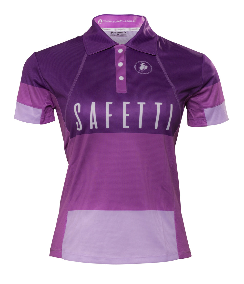 After Ride - Polo Short Sleeve Jersey