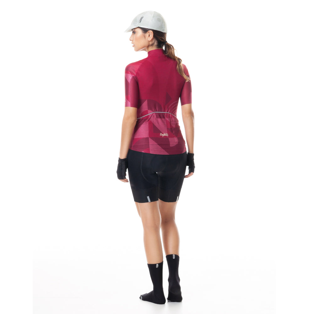 Trascendenza - Ephemeral - Short Sleeve Jersey. Women