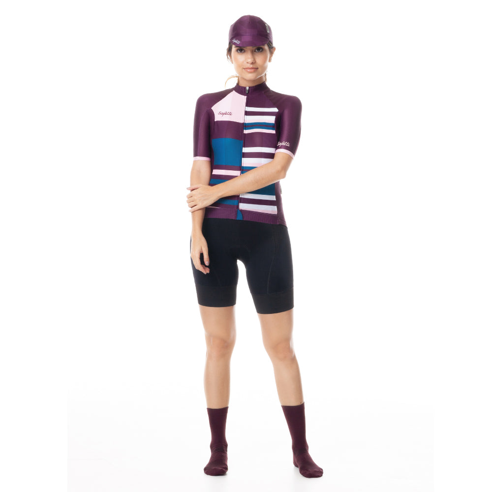 Trascendenza - Felicity - Short Sleeve Jersey. Women