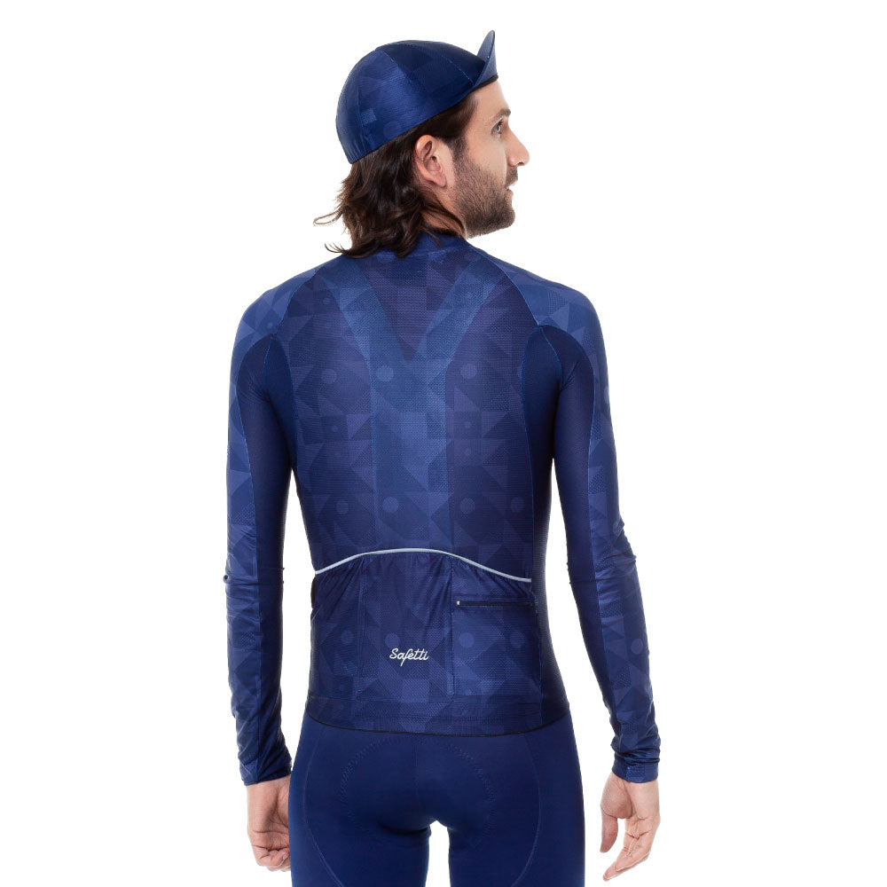 INM-II'18 - Il Classico Mirtillo - Long Sleeve Jersey. Men