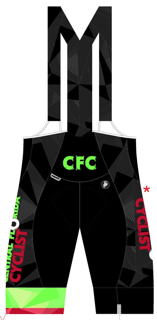 CFC - Bartalli Cycling Bib Short. Men
