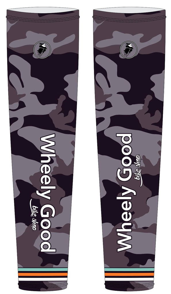 Wheely Good - Arm Warmers. Unisex