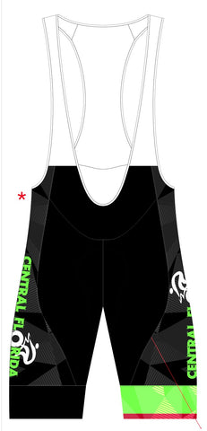 CFC - Platinum Cycling Bib Short. Women