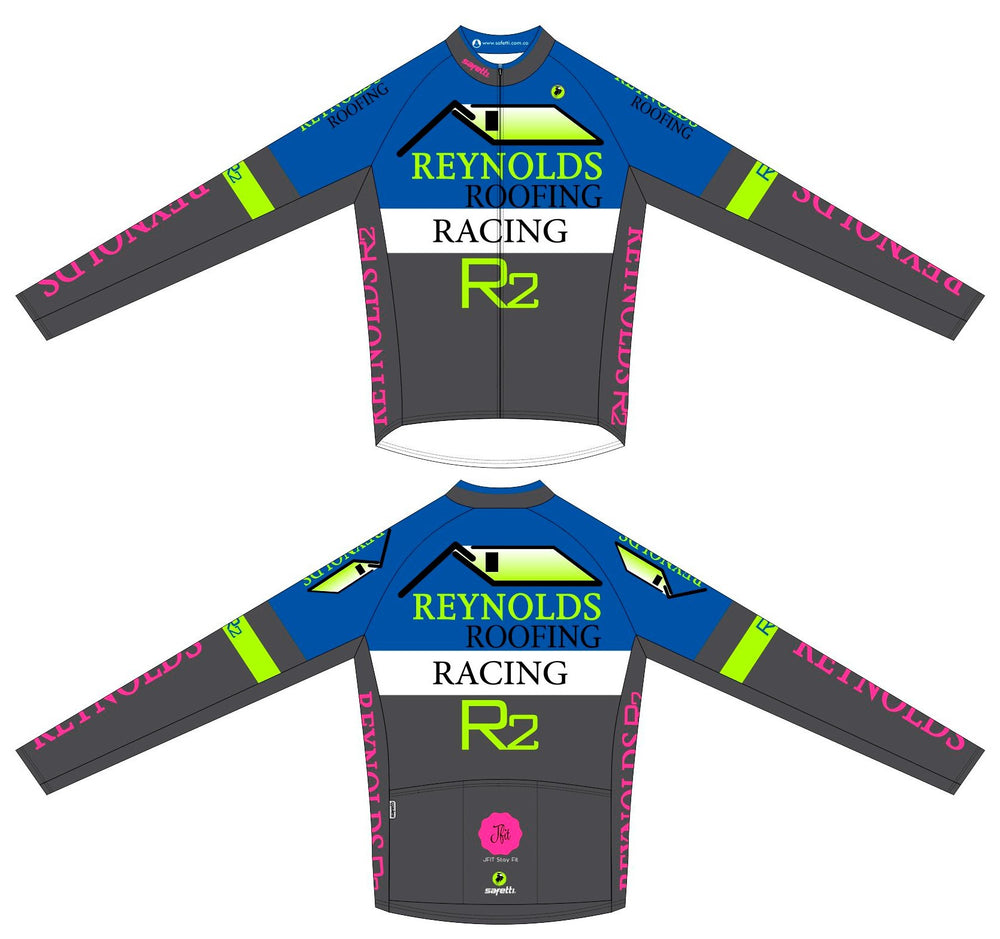 Reynolds Roofing - Winter Jacket Unisex