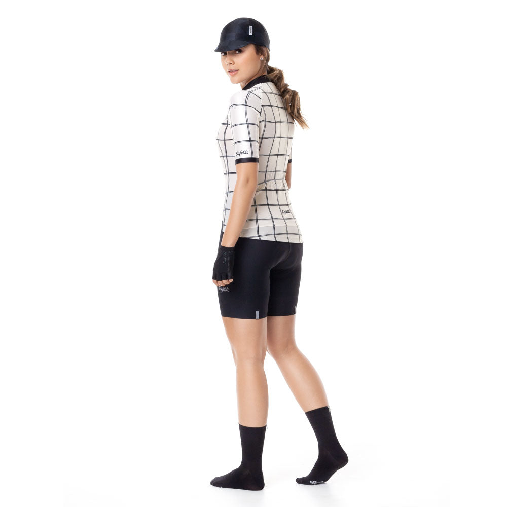 Monument - Bellagio Greggio Short Sleeve Jersey - Woman