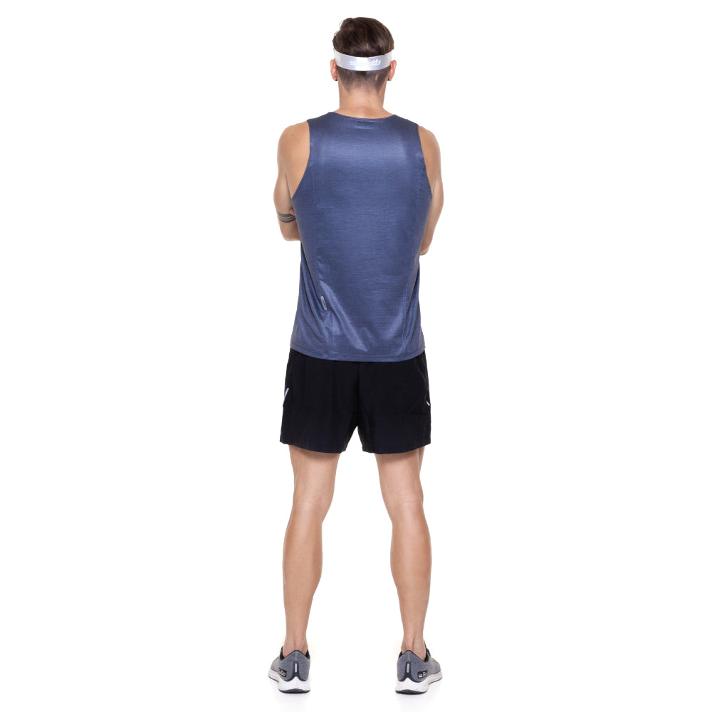 Sunset Running - Endeavor - Sleeveless Running Jersey. Men