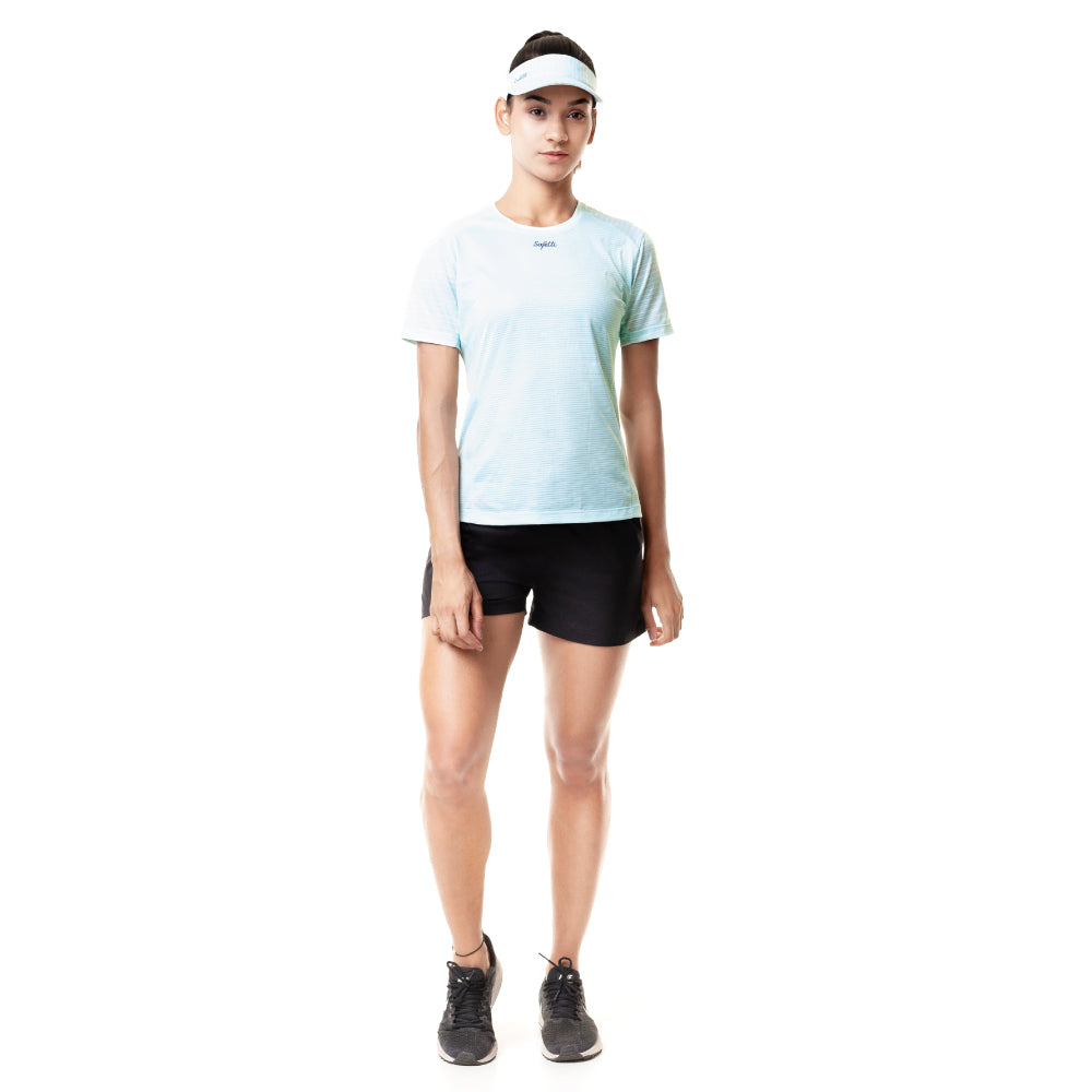 Sunset Running - Endeavor - Short Sleeve Running Jersey. Women