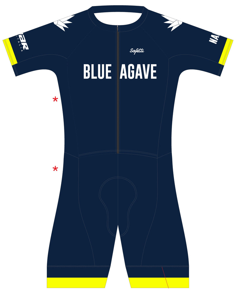 Blue Agave Cycling - Speed Cycling Skinsuit. Men