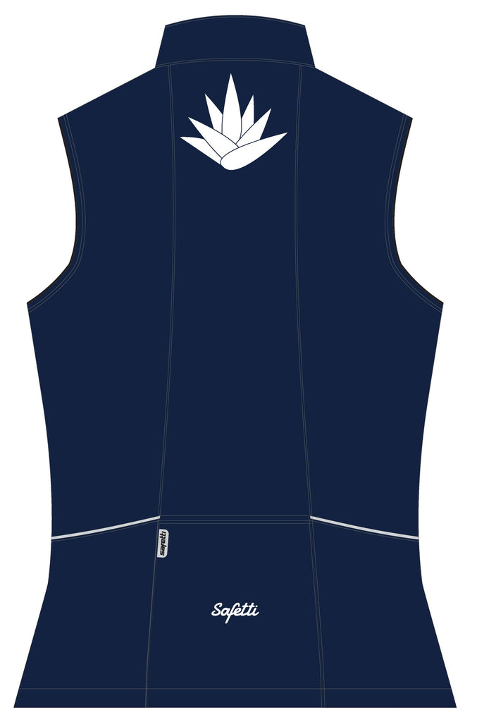 Blue Agave Cycling - Ventura Cycling Vest. Women