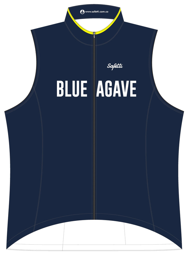 Blue Agave Cycling - Ventura Cycling Vest. Men