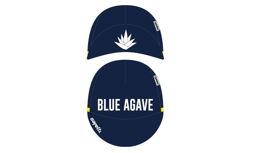 Blue Agave Cycling - Cycling Cap. Unisex