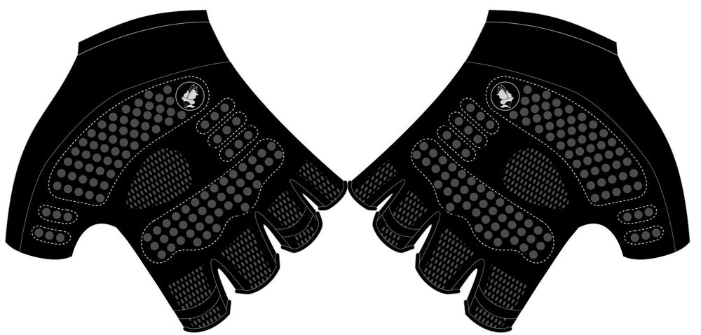CWA - Short Finger Cycling Gloves Ombre. Unisex