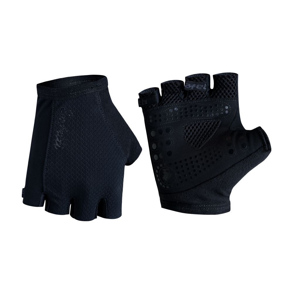 EM-II'17 - Essenziale Nero - Cycling Gloves. Unisex