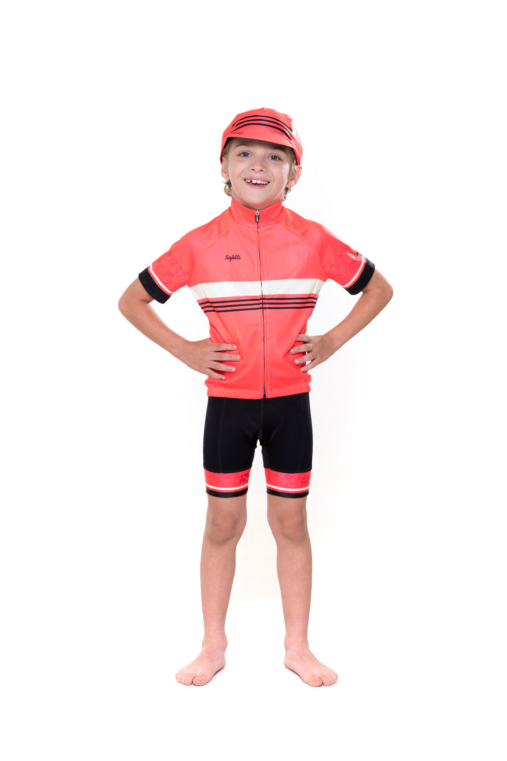 ESP'18 - ETÀ Moderna - Cycling Bib Short. Junior