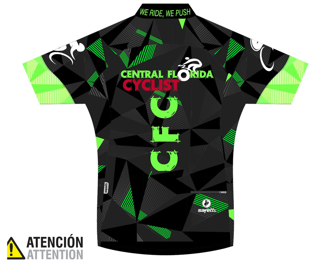 CFC - Dogliani Short Sleeve Cycling Jersey. Women