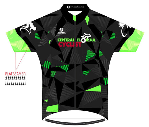 CFC - Dogliani Short Sleeve Cycling Jersey. Men