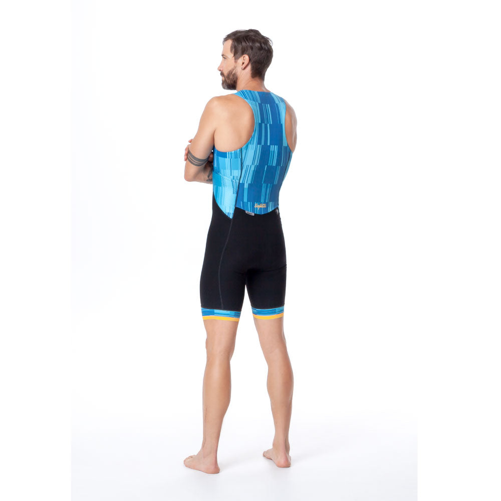 Pre-order Monument'19 - Astratto - Triathlon Skinsuit. Men